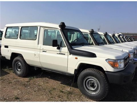 Land Cruiser Safari