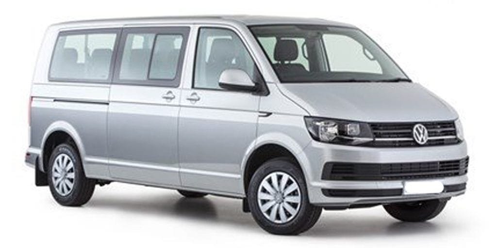 8 Seater Van